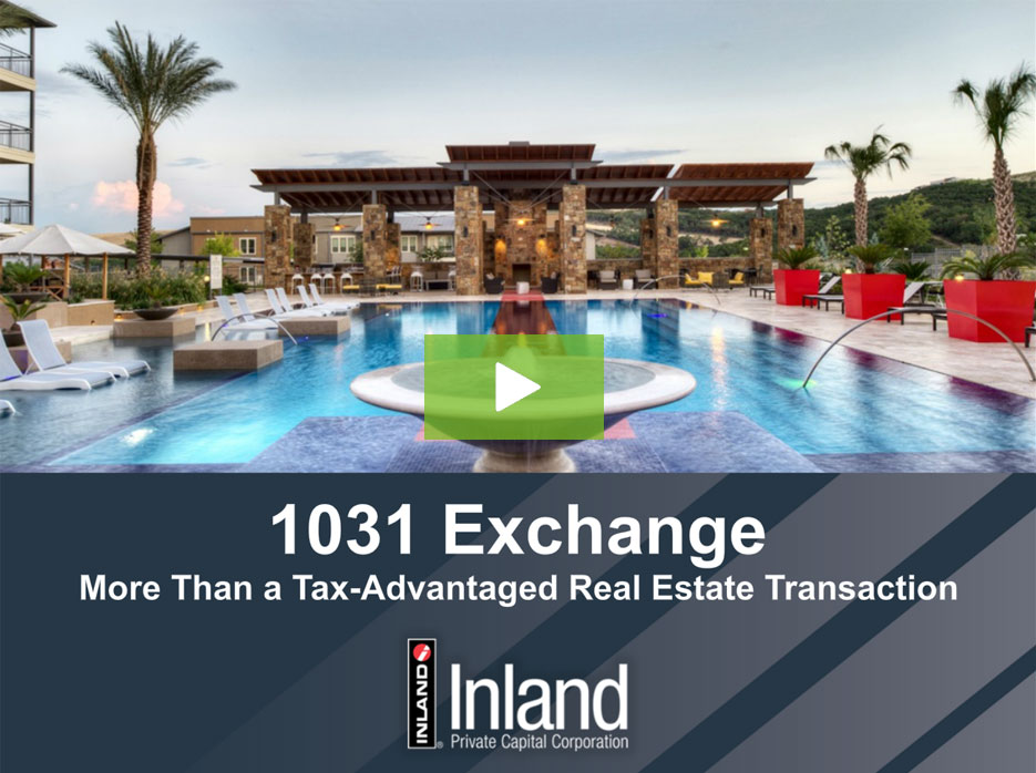 Section 1031 Real Estate Transaction and Tax Deferral Strategy