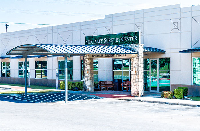 Specialty Surgery Center Inland Investments