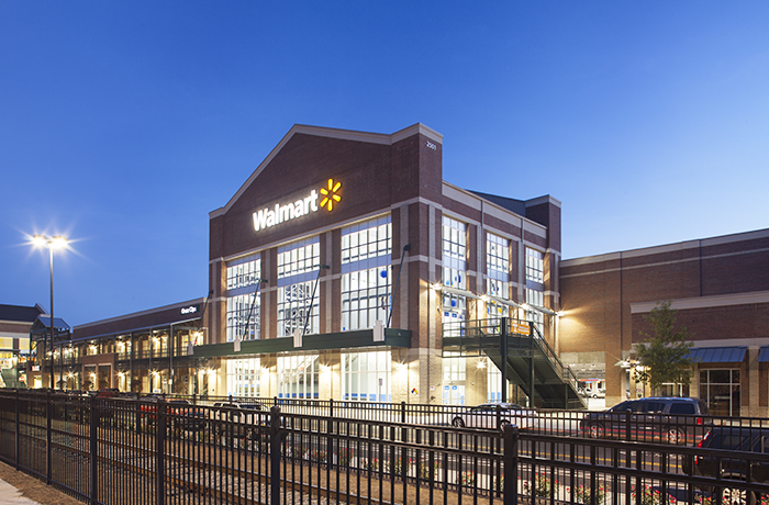 Walmart #4167-Knoxville | Inland Investments