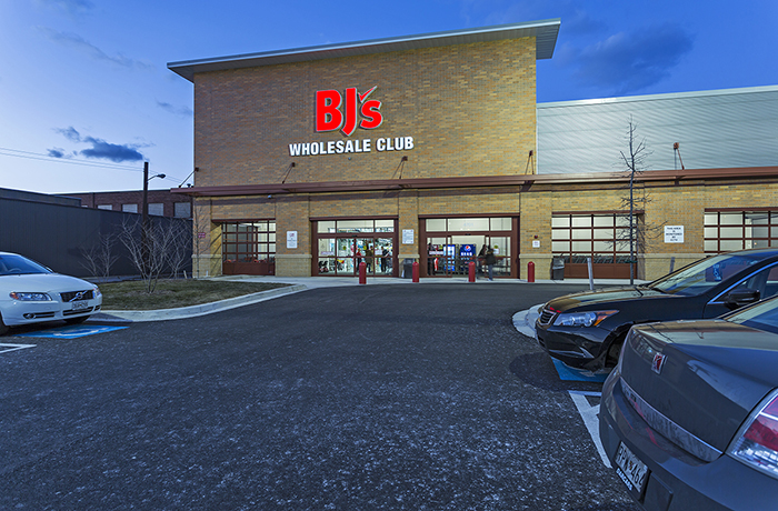 BJ's Wholesale Club | Inland Investments