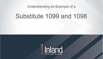 Understanding an Example of a Substitute 1099 and 1098